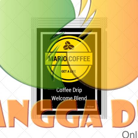 Robusta Welcome Blend Coffee Drip 10 Gram Original