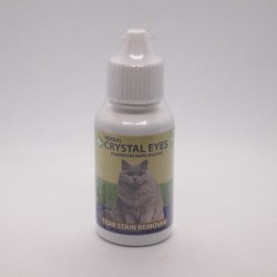 Crystal Eyes Cat 30ml Original - Pembersih Mata Kucing