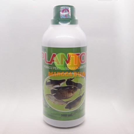 Planton 500 ml Original - Pemacu Pertumbuhan Plankton