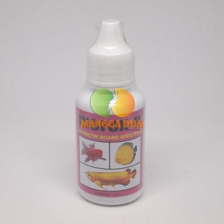 Inofox H 30 ml Original - Obat Anti Infeksi Pada Ikan Hias