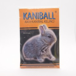 Kaniball 25 gr Original - Anti Kanibal Pada Kelinci