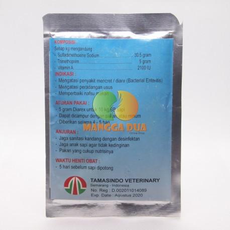 New Diarex Sapi Babi 30 gram Original - Obat Anti Diare Mencret Sapi Kerbau Antibiotik