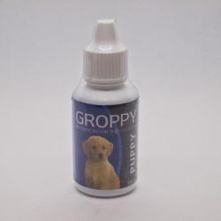 Groppy 30 ml Original - Suplemen Mempercepat Pertumbuhan Anak Anjing
