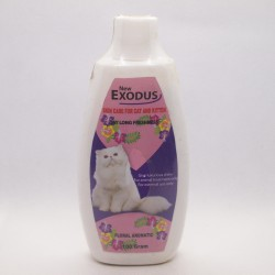 Bedak / Talk Powder Exodus Skin Care Cat 100 gram Original - Bedak Talc Skin Care Kucing