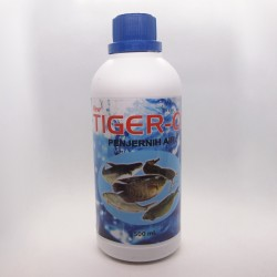 Tiger O2 500 ml Original - Penjernih Air Kolam Ikan