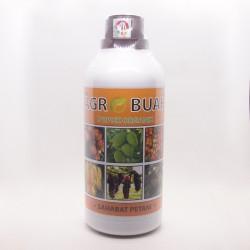 Agro Buah 500 Ml Original - Pupuk Organik Mempercepat Pertumbuhan Bunga dan Buah