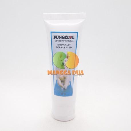 Fungizol Salep 30 gram Original - Obat Salep Cream Anti Jamur Kucing Cat Kitten Salf Krim Anjing