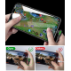 MCDODO USB Type C Gaming Fast Charging Android Charger USB-C Cable Auto Disconnect Braided L Shape 1.2 Meter