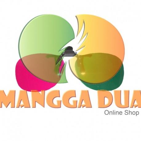 Kacamata 3D Clip On Green Magenta ( Hijau Magenta ) Anaglyph - Best Seller