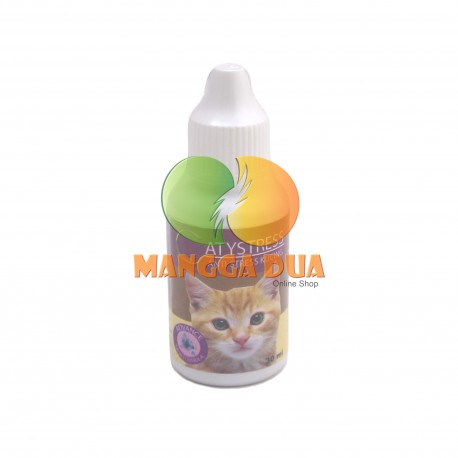 Catystress 30 ml Original - Obat Anti Stress Kucing