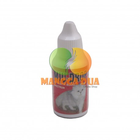 Miu Drop 30 ml Original - Antibiotik Untuk Kucing dan Anjing