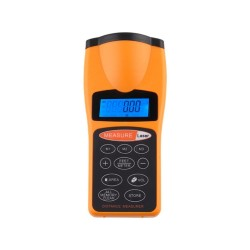 Pengukur Jarak Digital / Ultrasonic Laser Meter Pointer / Distance Measurer Range / Measure Meter With Laser