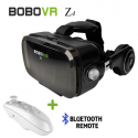 Paket VR BoboVR Black Limited Edition Bonus Bluetooth Joystick Dan Film 3D 4D 64GB