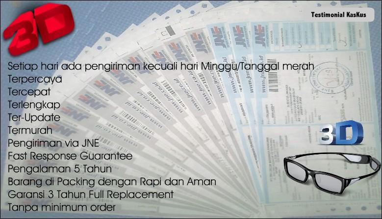 Fast Shipping Guarantee JNE Mangga Dua