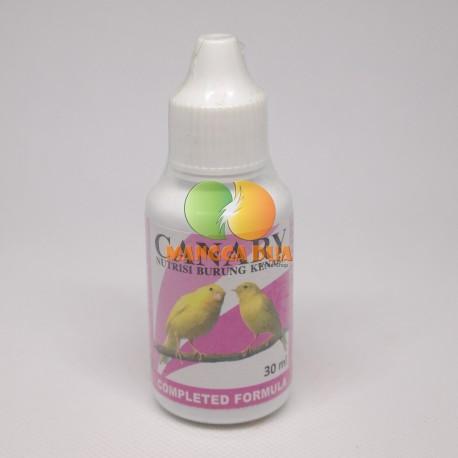 Canary 30 ml Original - Nutrisi Burung Kenari