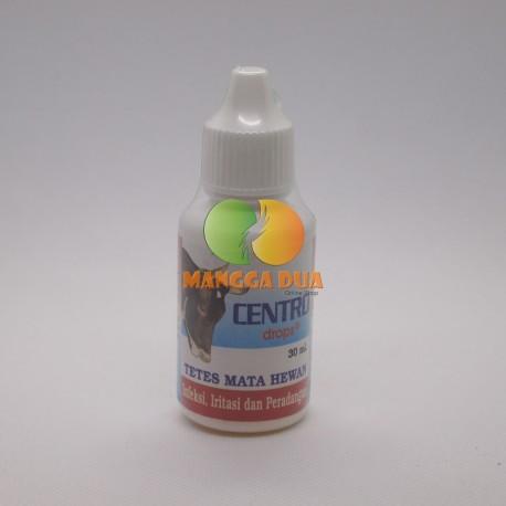 Centro Drop 30 ml Original - Obat Tetes Mata Steril dan Isotonis Hewan Ternak