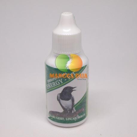 Energy Fit 30 ml Original - Suplemen Energi Untuk Persiapan Lomba Burung
