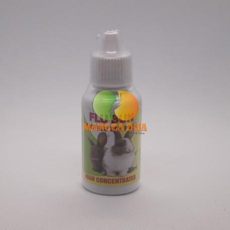 Flu Bun 30 ml Originial - Anti Flu & Pilek Kelinci High Concentrated