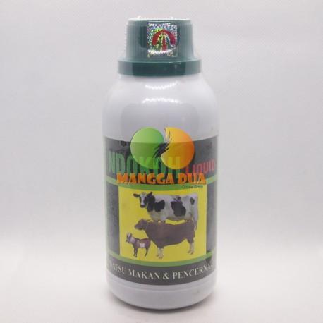 Ndokoh Liquid 250ml Original - Penambah Nafsu Makan Ternak