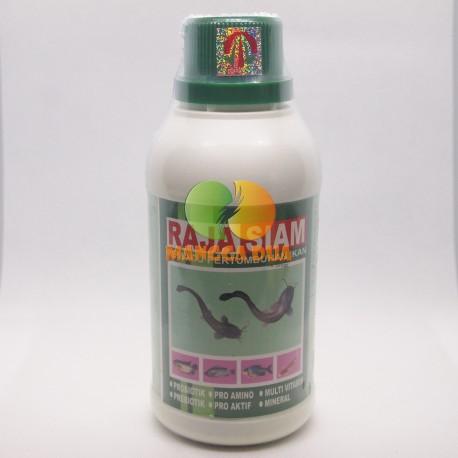 Raja Siam 250 ml Original - Pemacu Pertumbuhan Ikan