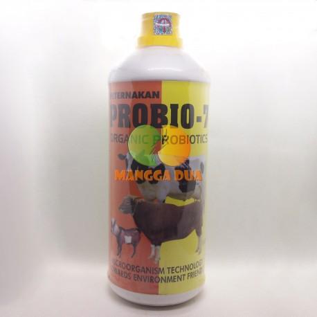 Probio 7 Ternak 1 Liter Original - Pemacu Pertumbuhan Sapi, Kambing Dan Ternak Lainnya