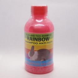 Rainbow Shampoo 125 250 500 600 1000 5000 ml Original - Shampoo Anti Kutu Untuk Anjing Kucing Kelinci