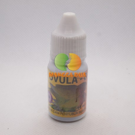 Ovula B Drop Burung 10 ml Original - Obat Birahi dan Penyuburan Burung