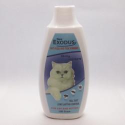 Bedak / Talk Powder Exodus Anti Flea Tick Cat 100 gram Original - Bedak Talc Anti Kutu Anak Kucing
