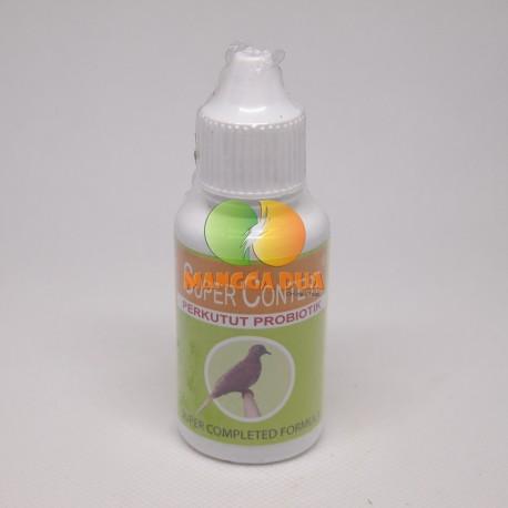Super Contest 30 Ml Original - Probiotik untuk Burung Perkutut untuk Lomba Mempertegas Suara dan Kicau