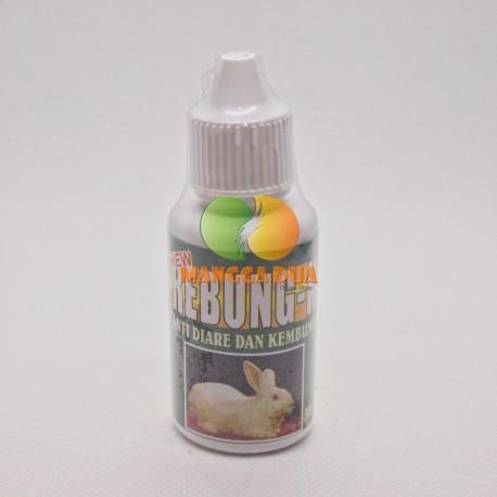 Rebung Kelinci 30 ml Original - Obat Diare, Kembung, & Berak Darah Kelinci