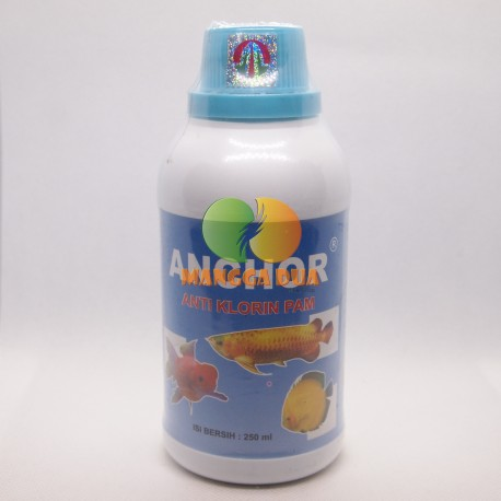 Anchor 250 ml Original - Penetralisir Klorin Pada Air PAM
