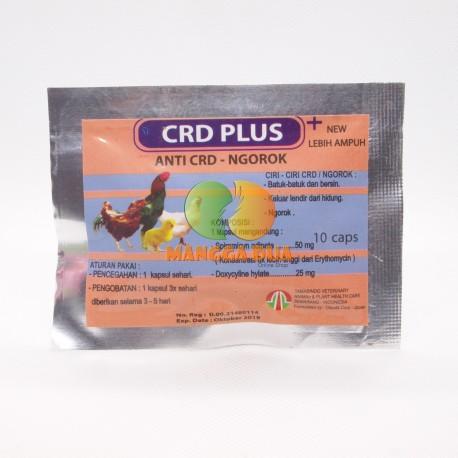 CRD Plus Original - Anti CRD Ngorok pada Ayam