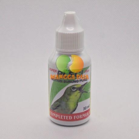 Super Pleci Plus 30 Ml Original - Nutrisi Burung Pleci