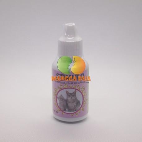 Stimulo Cat / Kucing 30 ml Original - Vitamin Penambah Nafsu Makan Kucing