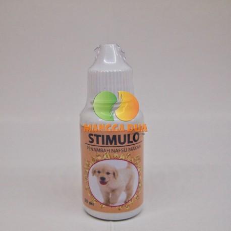 Stimulo Dog / Anjing 30 ml Original - Vitamin Penambah Nafsu Makan Anjing