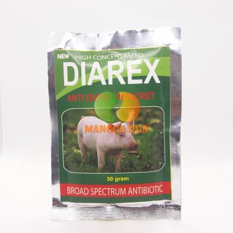 New Diarex Pig Powder 50 Gram Original - Obat Anti Diare Mencret Babi Antibiotik