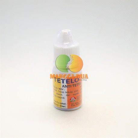 Tetelo Drop 15 ml Original - Obat Anti Tetelo NDV pada Merpati dan Ayam
