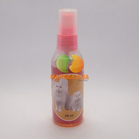 Parfum Kucing Belgium 60 ml Exotic - Parfume For Cat Long Lasting Parfume