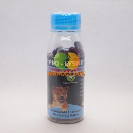 Pro-Lysine Cat Dog (Prolysine) 40 Kapsul Penambah Nafsu Makan Kucing dan Anjing