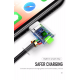 MCDODO USB Lightning Slim Gaming Fast Charging iPhone X XS MAX XR 8 7 6s Plus 5 iPad Cable Braided L Shape 1.2 Meter