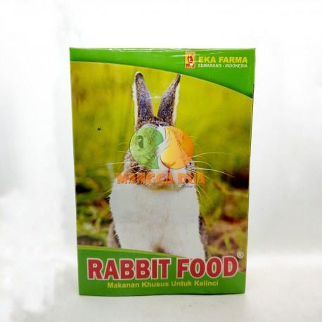 Rabbit Food 500 gram Original - Makanan Kelinci Mengandung Multivitamin Menambah Nafsu Makan Sehat dan Gemuk