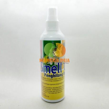 Smell Good 200 ml Original - Penghilang Bau Busuk (Kandang Hewan, Bak Sampah, Wc, Saluran Air, Dll )
