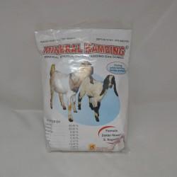 Mineral Kambing 1KG Original - Campuran Mineral Pakan Kambing Sapi Domba Menambah Nafsu Makan Sehat dan Gemuk