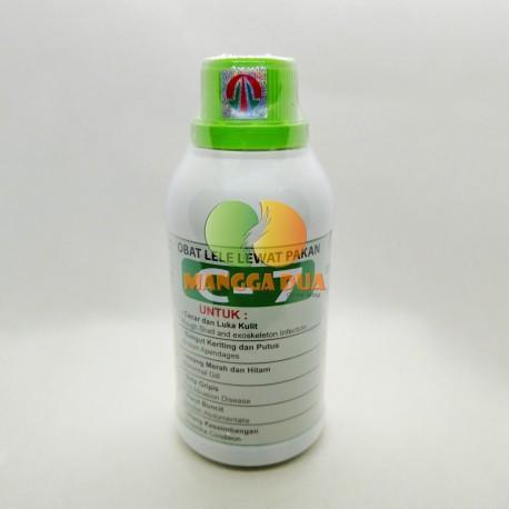 C7 250 ml Original - Obat Lele Sakit Cacar Luka Kulit Insang Merah Sirip Gripis