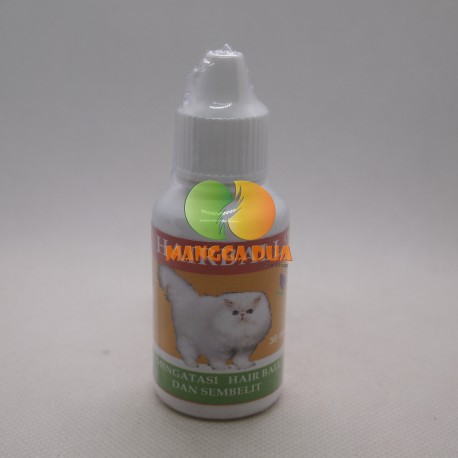 Herbalax 30 ml Original - Obat Mengatasi Hair Ball dan Sembelit pada Kucing