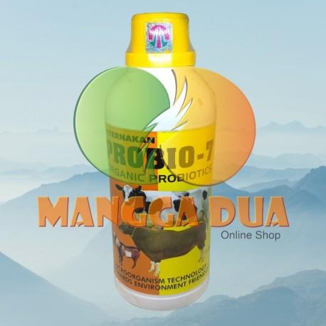 Probio 7 Ternak 500ml Original - Pemacu Pertumbuhan Sapi, Kambing Dan Ternak Lainnya