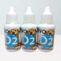 Evo D2 Dog 30 ml Original - Obat Anjing Flu Calici Panleu Distemper Anjing Puppies