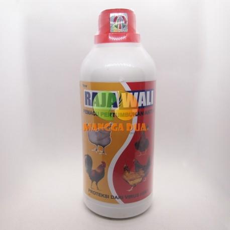 Rajawali 250 dan 500 ml Original - Pemacu Pertumbuhan Unggas ( Ayam Petelur, Ayam Pedaging, Ayam Aduan, Bebek, Burung )