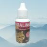 Healing Sariawan Cat Dog 30ml Original - Obat Bau Mulut Sariawan Air Liur Berlebih pada Kucing