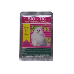 Bio - Tic Biotic 50 gram dan 30 gram Original - Penghilang Bau Kotoran Anjing Dan Kucing dari Pakan